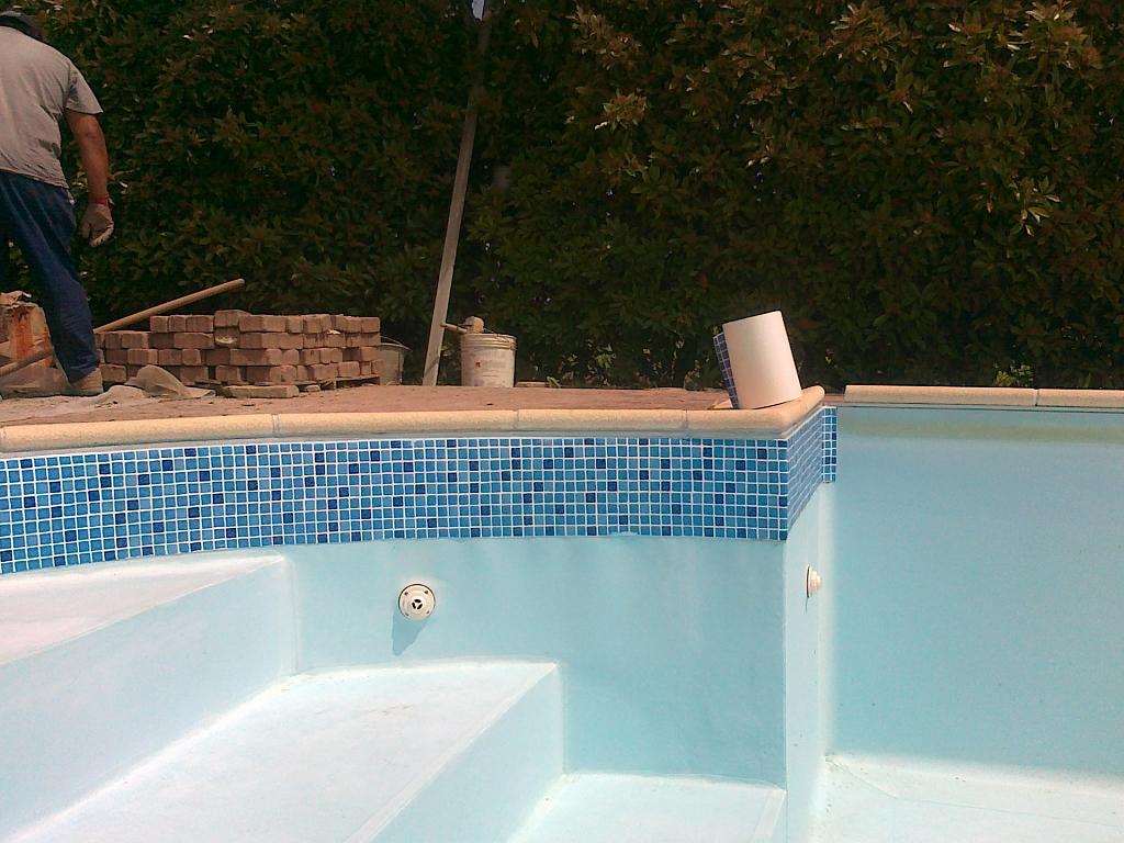 Rifacimenti impianti e rivestimenti piscina pozzi piscine